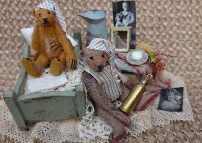 """Uit de collectie """"Sleepy Bears"""""""